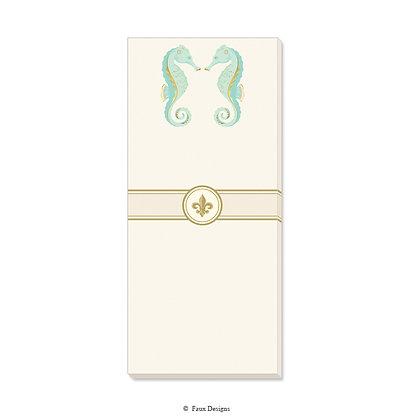 Seahorse Gift Pad