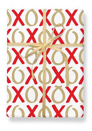 XOXO Gift Wrap