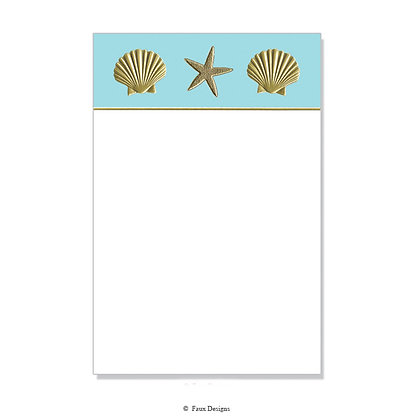 Seashore Invitation - Blank