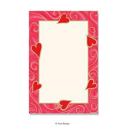 Romance Invitation - Blank