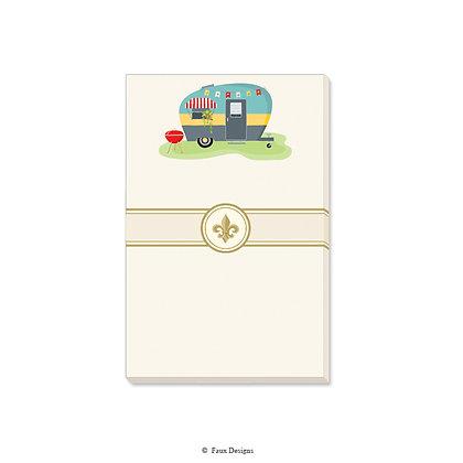 Happy Camper Gift Pad