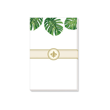 Tropical Leaf Gift Pad