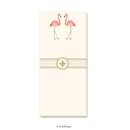 Flamingo Gift Pad