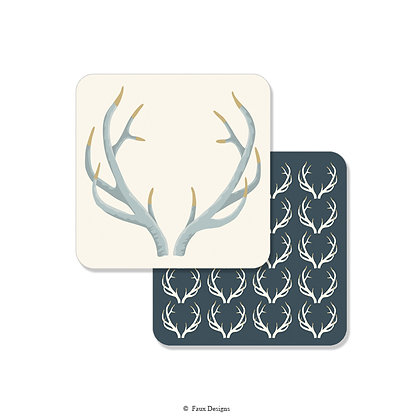 Antlers Coaster