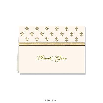 Thank You - Petite Fleur