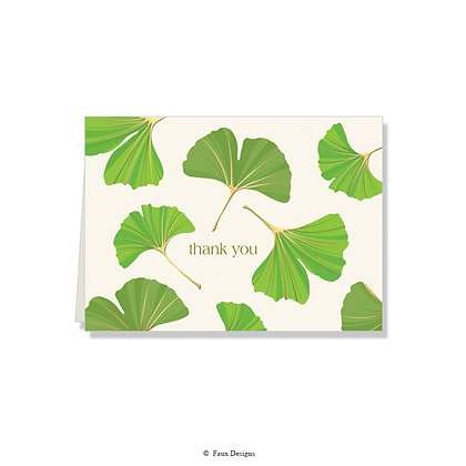 Thank You - Ginkgo