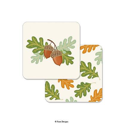 Acorn Coaster