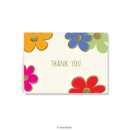 Thank You - Celebration Flowers