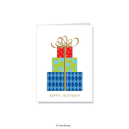Happy Birthday - Present