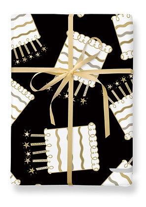 Cake Soiree Gift Wrap