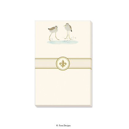 Plovers Gift Pad