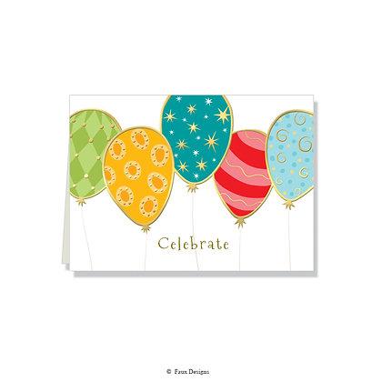 Celebrate - Balloons