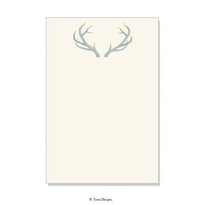 Antlers Invitation - Blank