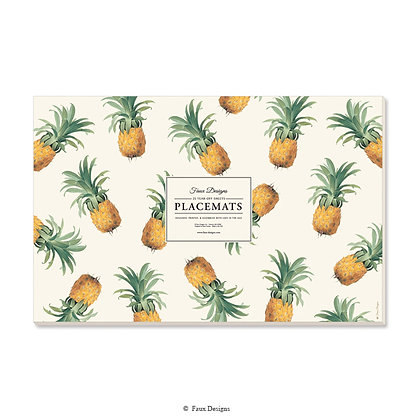 Pineapple Placemat