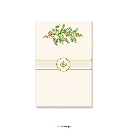 Pine Bough Gift Pad