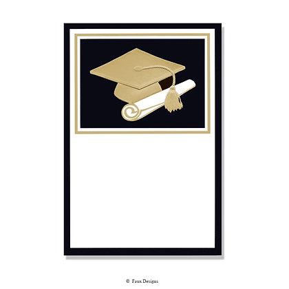 Graduation Invitation - Blank