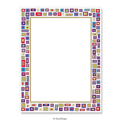 Piazza Multi 8.5 x 11 Sheet