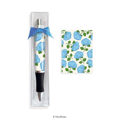 Hydrangea Pen