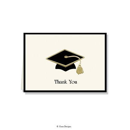 Thank You - Grad Cap