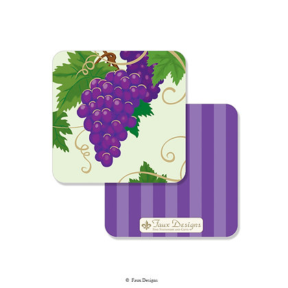 Grapes Coaster