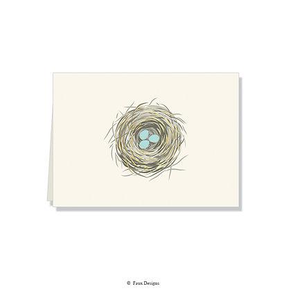 Nest Folded Note
