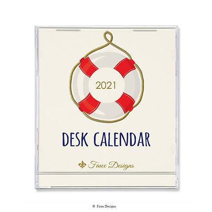 2021 Desk Calendar Life Saver