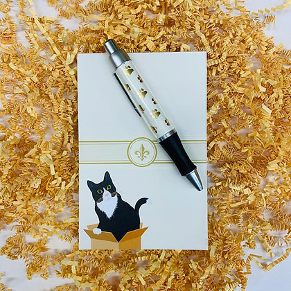 Cat in the Box Mini Gift Set