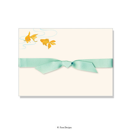 Goldfish Petite Note