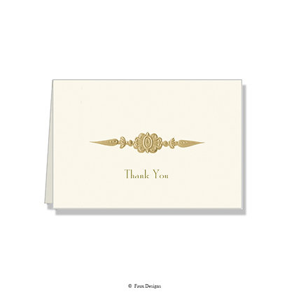Thank You - Ornament