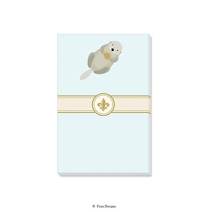 Otter Gift Pad