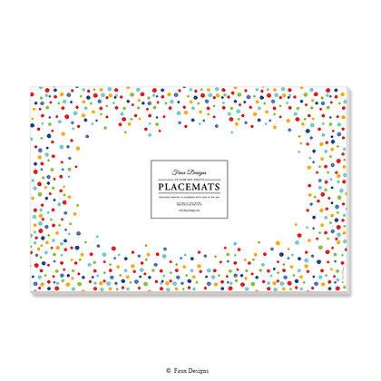 Confetti Placemat