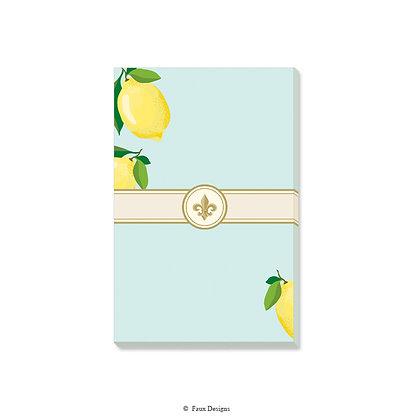 Lemons Gift Pad