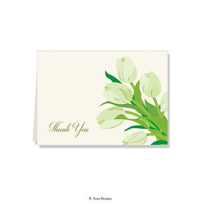 Thank You - Tulips