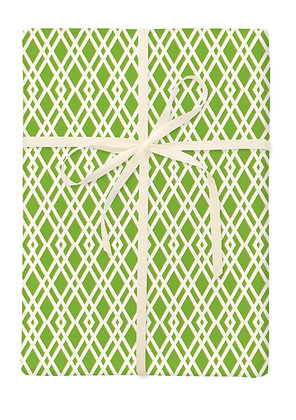 Trellis Gift Wrap