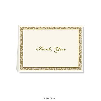 Thank You - Baroque