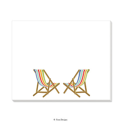 Beach Chairs Multi Desk Pad