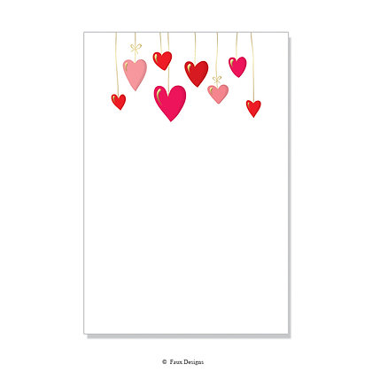 Love is in the Air Invitation - Blank