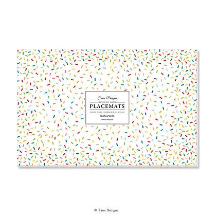 Sprinkles Placemat