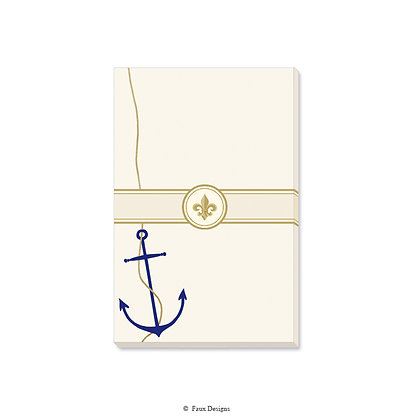 Anchor Gift Pad