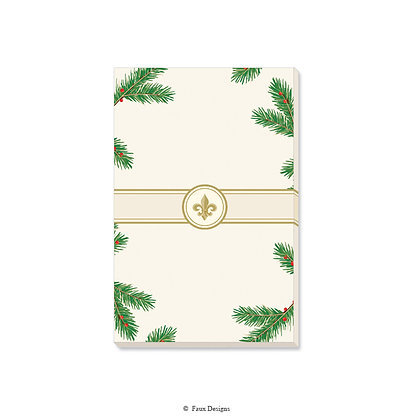 Holiday Pine Gift Pad