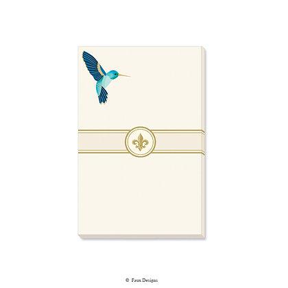 Hummingbird Gift Pad