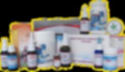 Medicamentos homeopáticos oficinales