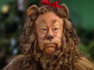 BERT LAHR: IN THE LION'S DEN