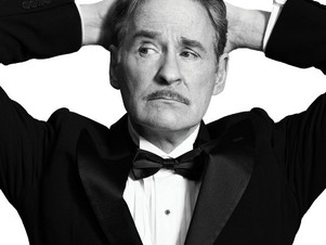 HOW KEVIN KLINE DOTH SHINE