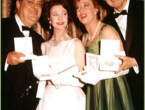 THE 1963 TONY AWARDS