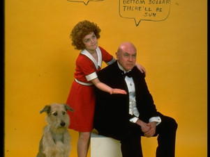 LITTLE ORPHAN ANNIE'S BIG JOURNEY TO BROADWAY