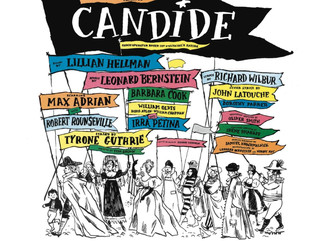 """HOW TO SUCCEED AT """"CANDIDE"""" (WITH REALLY TRYING)"""
