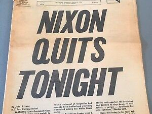 AUGUST 8, 1974