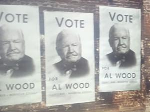 VOTE FOR AL WOOD