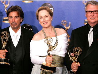 ANGELS AT THE EMMYS